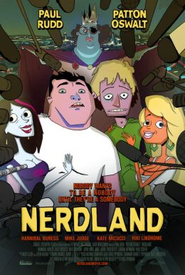 Nerdland HD Trailer
