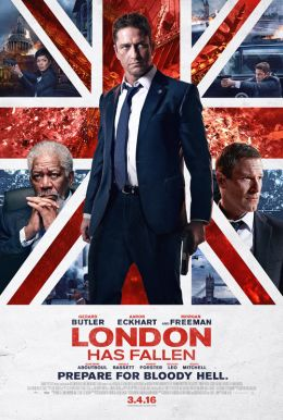 London Has Fallen HD Trailer