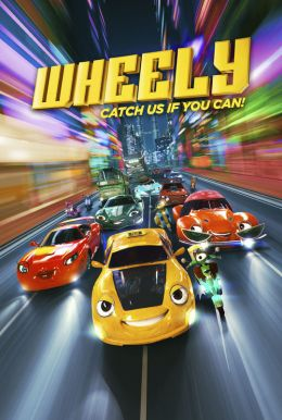 Wheely HD Trailer