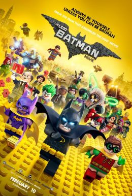 The LEGO Batman Movie HD Trailer