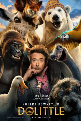 Dolittle HD Trailer