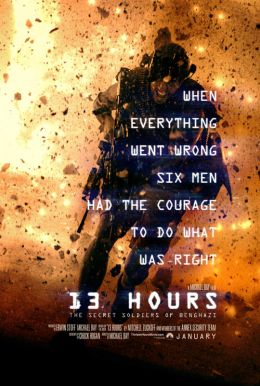 13 Hours HD Trailer