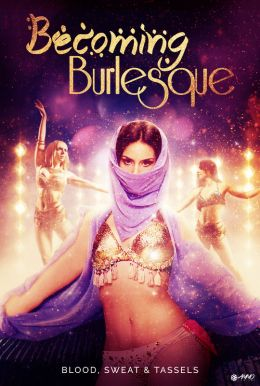 Becoming Burlesque Poster