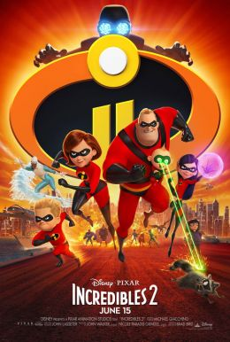 Incredibles 2 HD Trailer