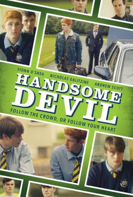 Handsome Devil Poster
