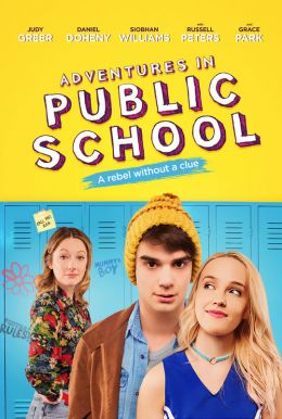 Adventures In Public School HD Trailer