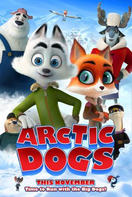 Arctic Dogs HD Trailer
