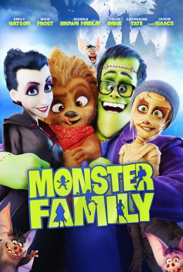 Monster Family HD Trailer