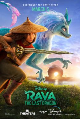 Raya And The Last Dragon HD Trailer