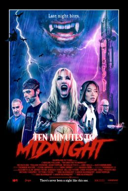 Ten Minutes To Midnight HD Trailer