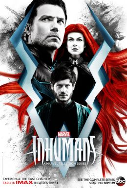 Marvel's Inhumans HD Trailer