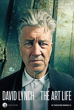 David Lynch: The Art Life Poster