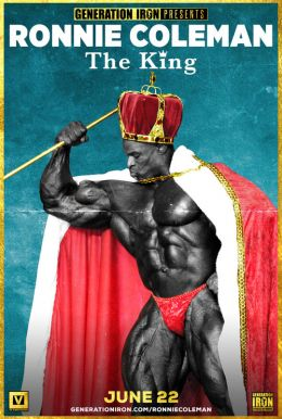 Ronnie Coleman: The King HD Trailer