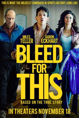 Bleed for This HD Trailer