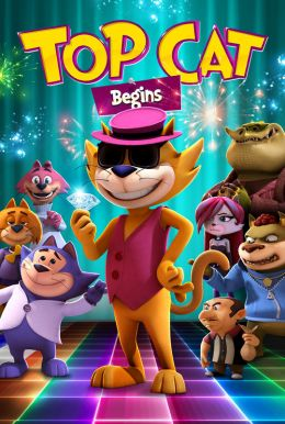 Top Cat Begins HD Trailer