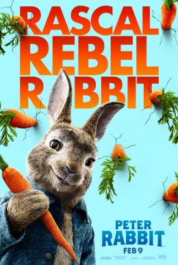 Peter Rabbit HD Trailer