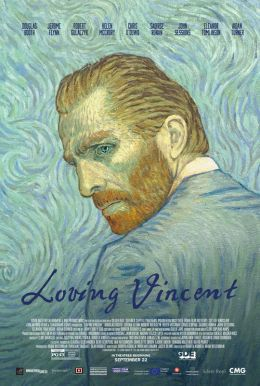 Loving Vincent HD Trailer