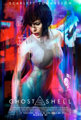 Ghost in the Shell HD Trailer