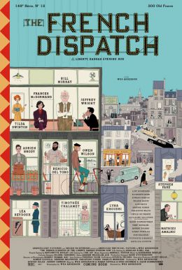 The French Dispatch HD Trailer