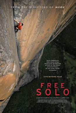 Free Solo HD Trailer