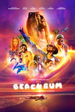 The Beach Bum Poster