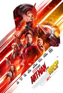 Ant-Man and The Wasp HD Trailer