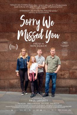 Sorry We Missed You HD Trailer