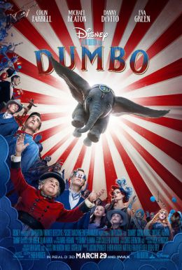 Dumbo HD Trailer