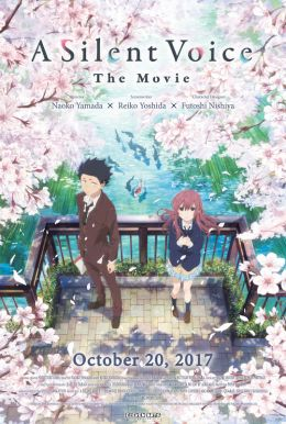 A Silent Voice: The Movie HD Trailer