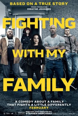 Fighting With My Family HD Trailer