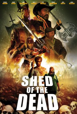 Shed Of The Dead HD Trailer