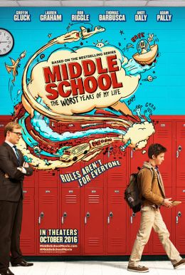 Middle School: The Worst Years of My Life HD Trailer