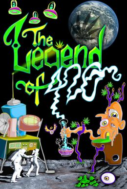 The Legend of 420 Poster