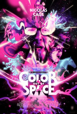 Color Out Of Space HD Trailer
