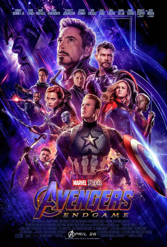 Avengers: Endgame - HD-Trailers net (HDTN)