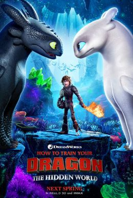 How To Train Your Dragon: The Hidden World HD Trailer