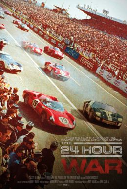 The 24 Hour War Poster
