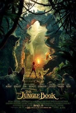 The Jungle Book HD Trailer