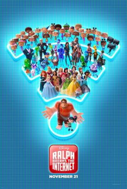 Ralph Breaks The Internet: Wreck-It Ralph 2 HD Trailer
