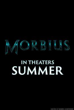 Morbius Poster