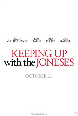 Keeping Up With The Joneses HD Trailer