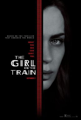 The Girl on the Train HD Trailer