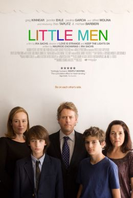 Little Men Poster
