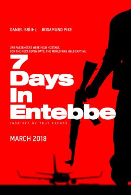 7 Days In Entebbe HD Trailer