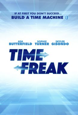 Time Freak HD Trailer