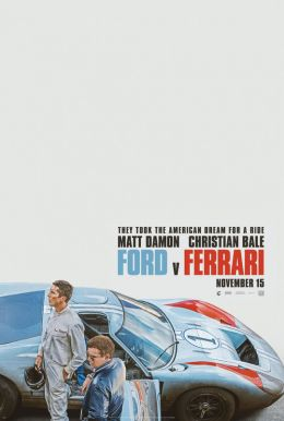 Ford v Ferrari HD Trailer
