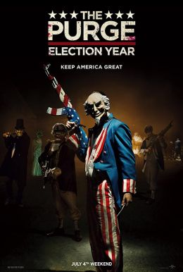 The Purge: Election Year HD Trailer