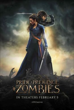 Pride and Prejudice and Zombies HD Trailer