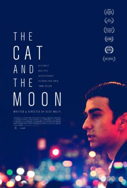 The Cat And The Moon Poster