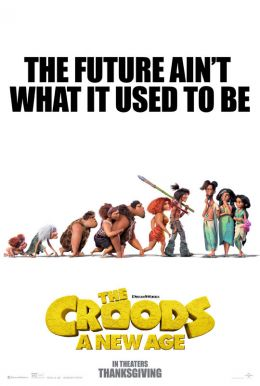 The Croods: A New Age HD Trailer